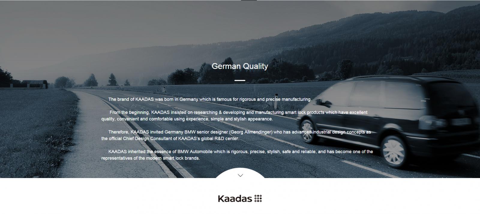 Giới thiệu về khóa điện tử Kaadas K7 Push/Pull
