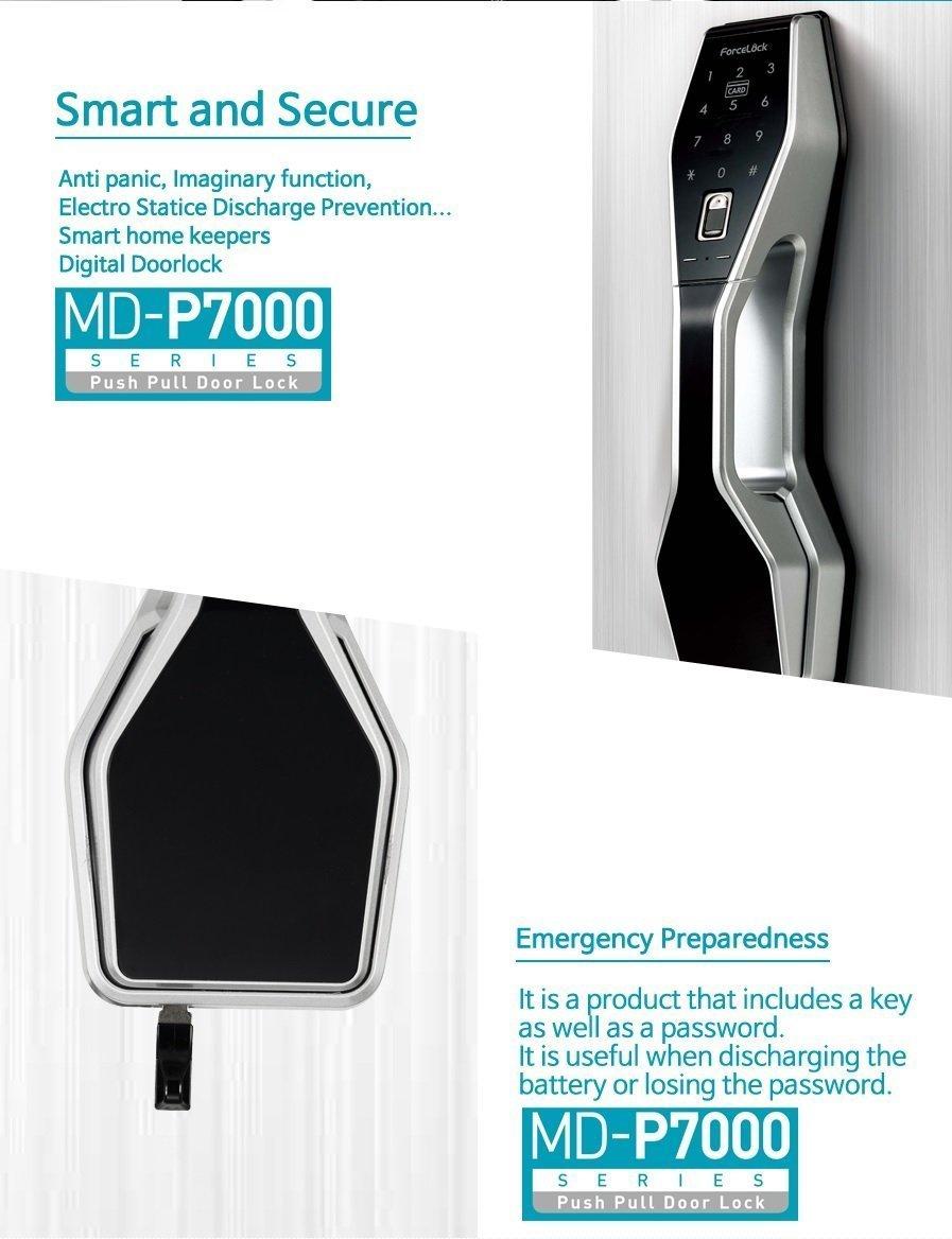 Khóa cửa điện tử Forcelock MD-P7200