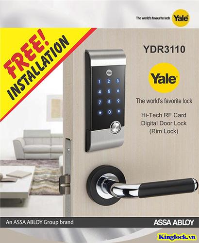 YALE YDR 3110