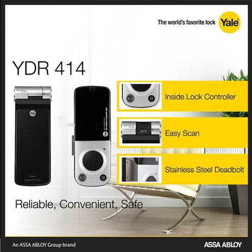 YALE YDR 414