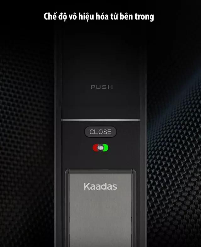 Khóa vân tay Kaadas K9