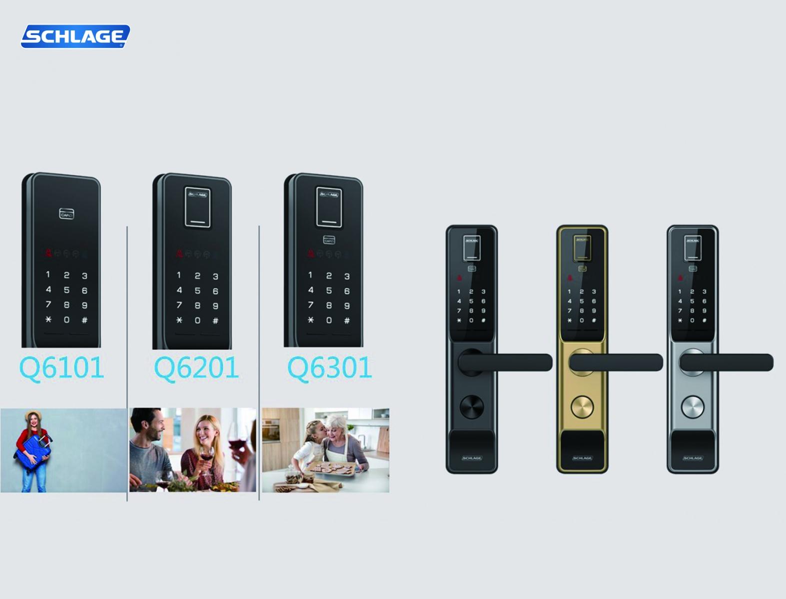 Khóa điện tử Schlage SEL2000 / Q6
