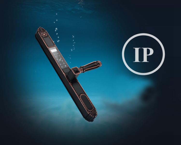 Tìm hiểu sự thật về các loại khóa vân tay chống nước