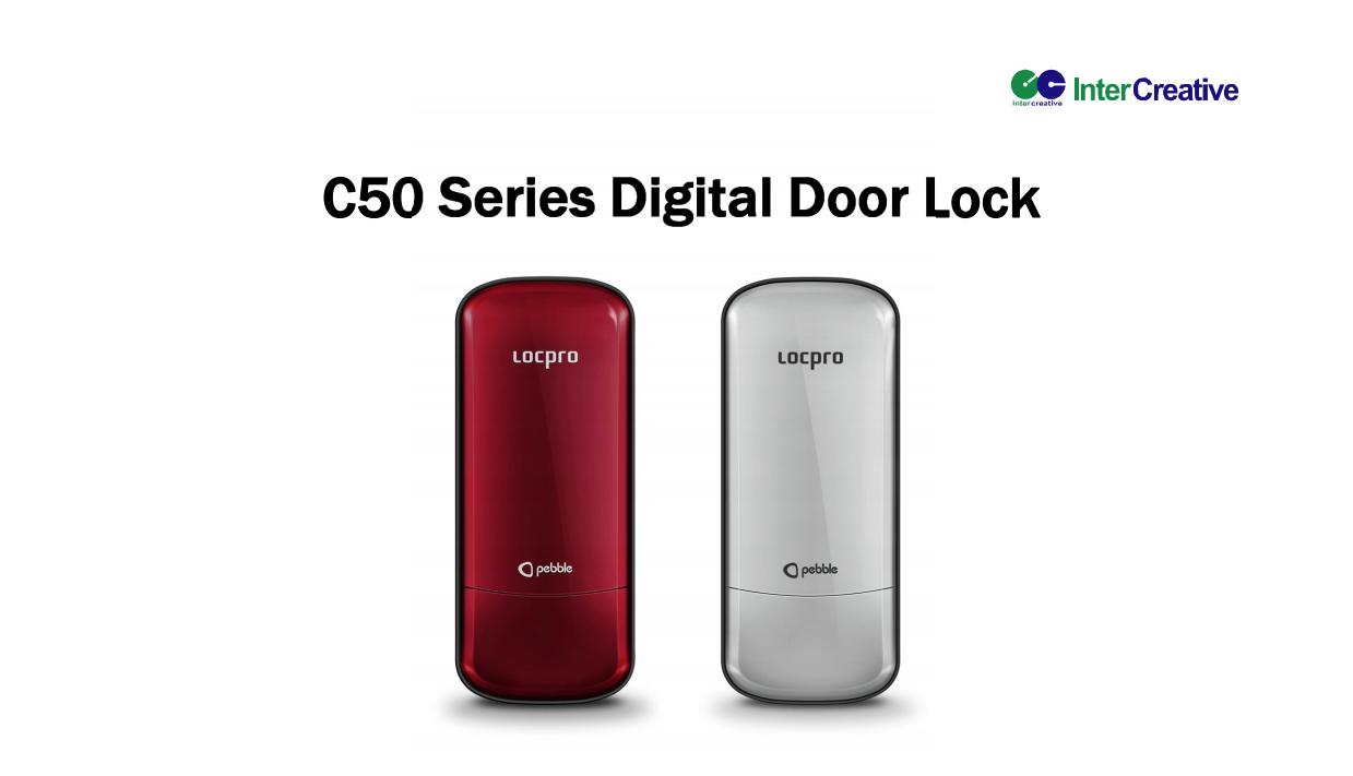 Khóa cửa thẻ từ Locpro C50S2