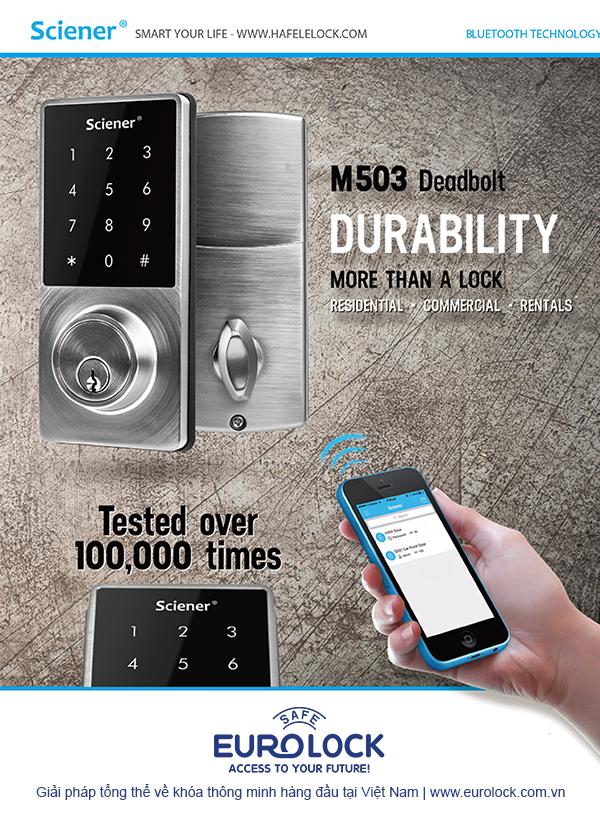 Tư vấn chọn mua khóa vân tay chống trộm chất lượng,an toàn và đáng tin cậy