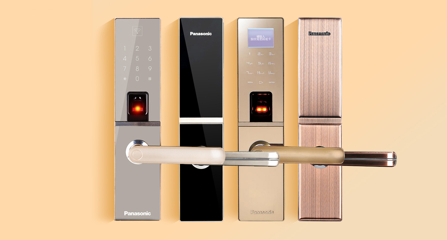 Panasonic Smart door lock