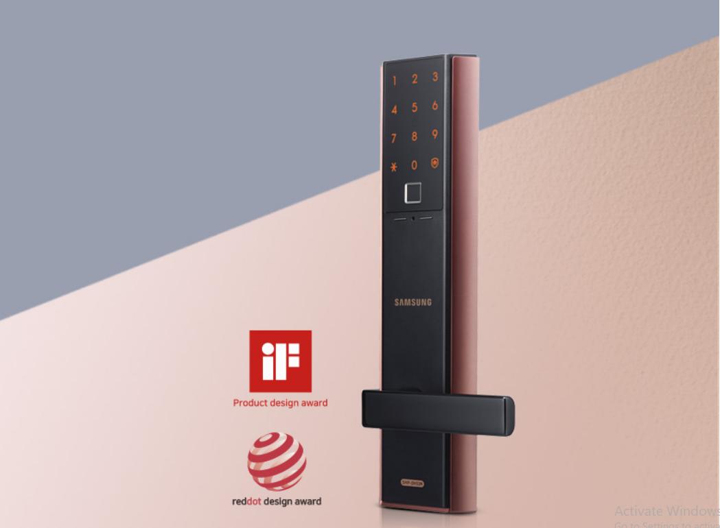 Khóa cửa vân tay Samsung SHP-DH539