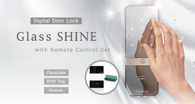 6 loại khóa điện tử cửa kính giá rẻ nhất chất lượng tốt nhất