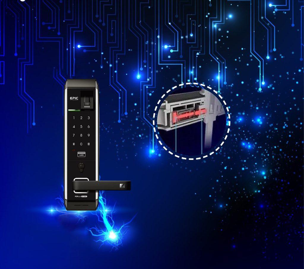 EPIC EF-8000L
