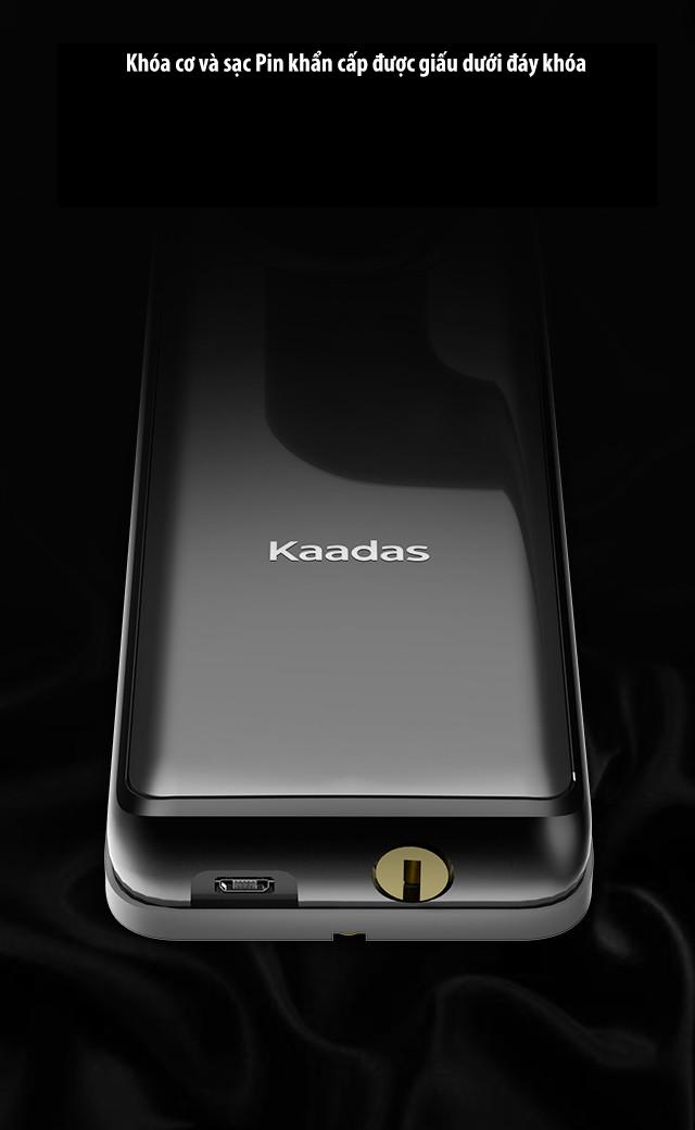 Khóa vân tay Kaadas S7