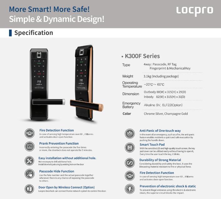 Các loại khóa vân tay Locpro tốt nhất giá rẻ nhất tại Việt nam mà bạn không thể bỏ qua