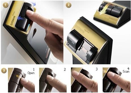 So sánh ổ khóa vân tay sinh trắc học và ổ khóa vân tay Live Scan