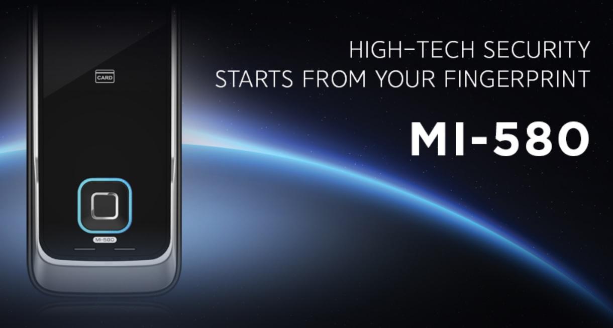 Khóa vân tay MILRE MI-5800