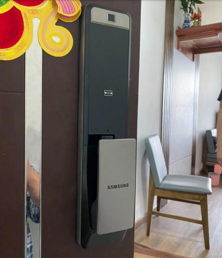 Những ưu điểm khiến bạn nên chọn khoá cửa thông minh Samsung