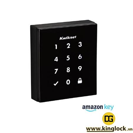 Obsidian Electronic Touchscreen Deadbolt